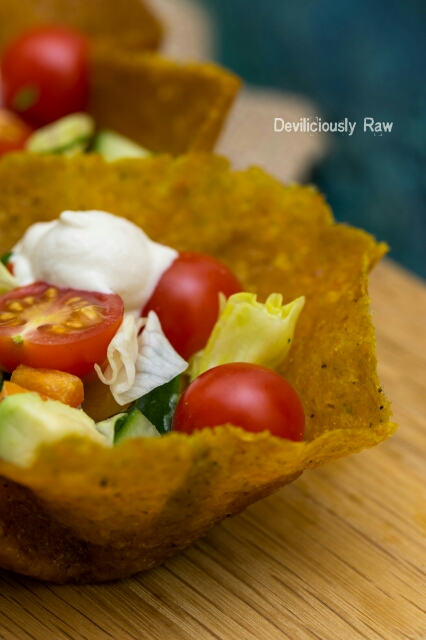 Raw Vegan Mexican Fiesta