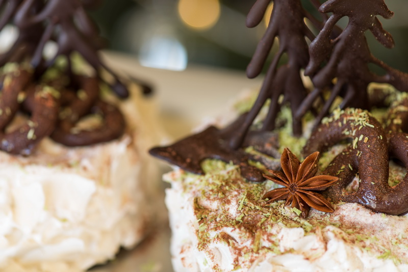 #raw #vegan Christmas Cake | Deviliciously Raw