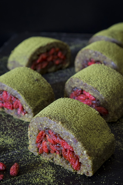 Matcha and Goji Rolls (7 of 1)_resize