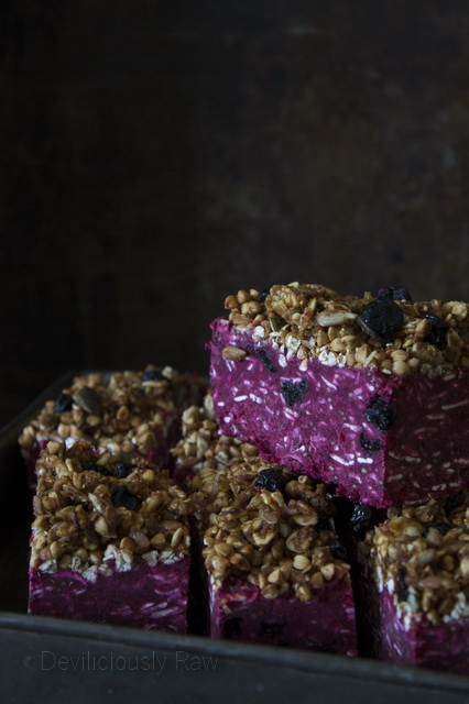 Delicious and Healthy Breakfast Inspiration from Deviliciously Raw
