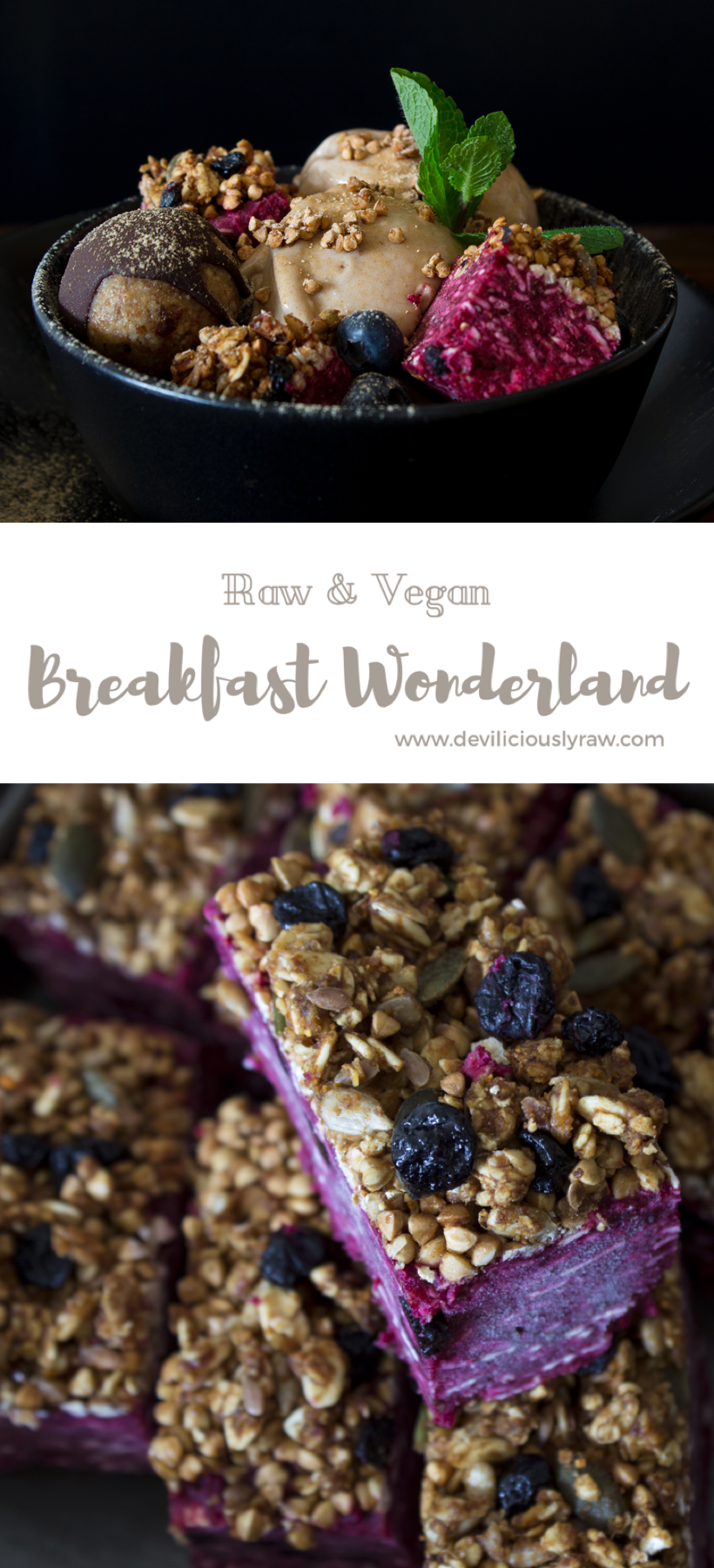 Delicious and Healthy Breakfast Wonderland