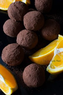 #raw #vegan Bliss Balls from Deviliciously Raw