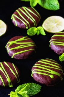 #raw #vegan Peppermint Patties from Deviliciously Raw