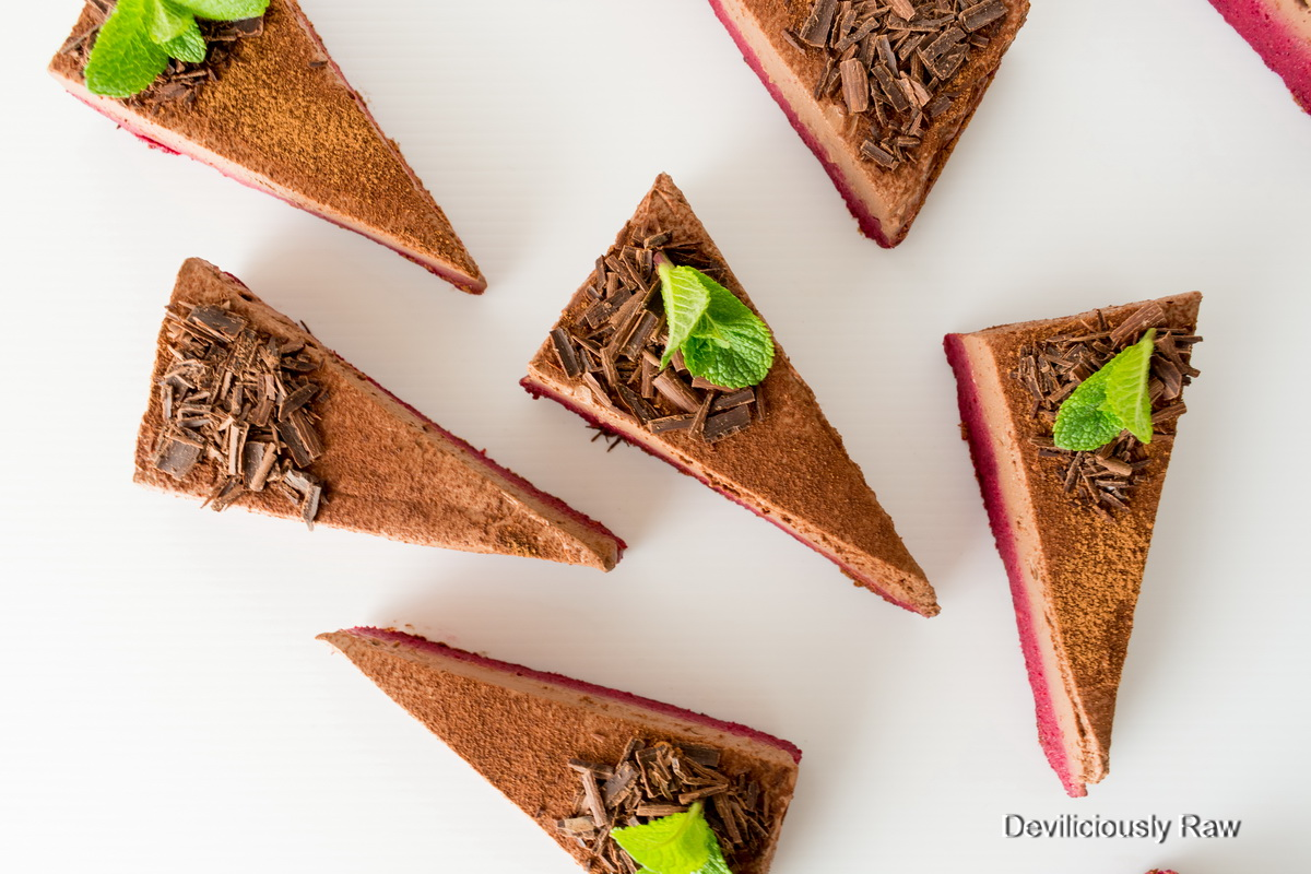 Healthy Alternatives To Chocolate Cake