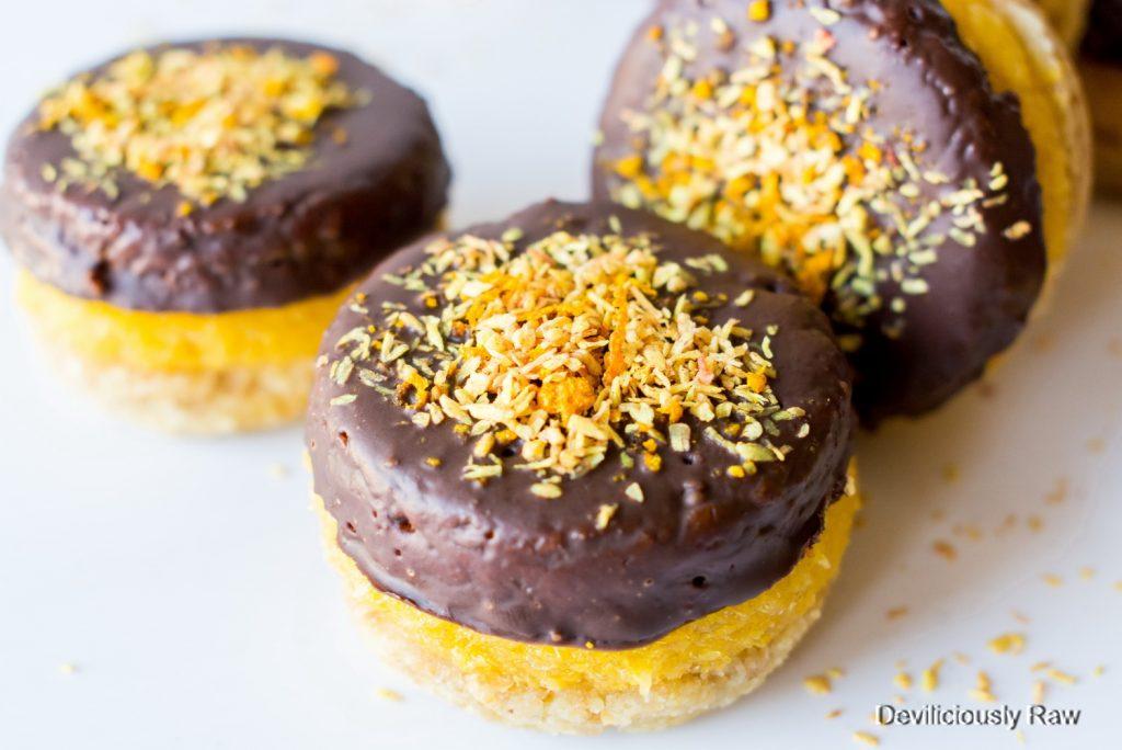 Jaffa Cake Recipe Apricot