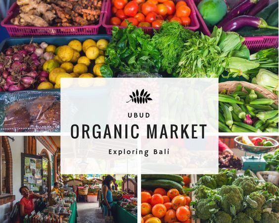 Ubud Organic Market