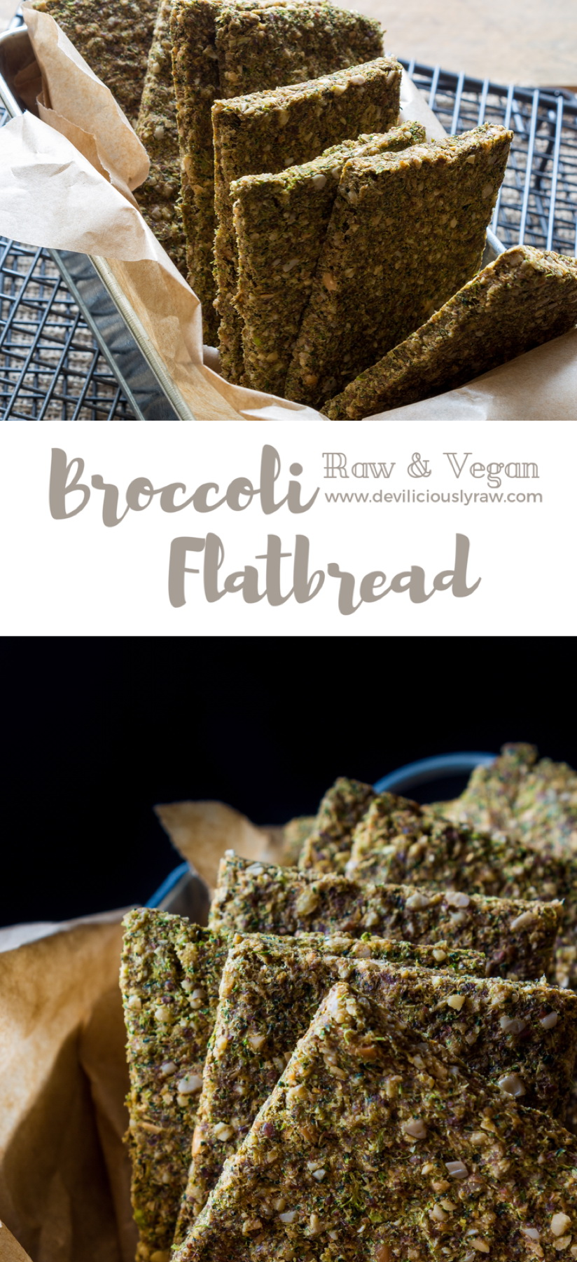 Broccoli Flatbread