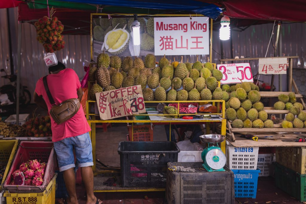 #raw #vegan #travelling Exploring Malaysia & Borneo | Deviliciously Raw