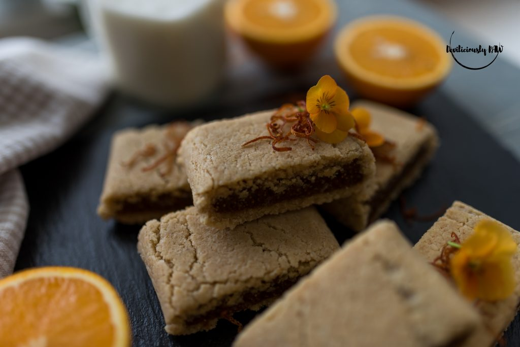 #raw #vegan Fig Newtons | Deviliciously Raw
