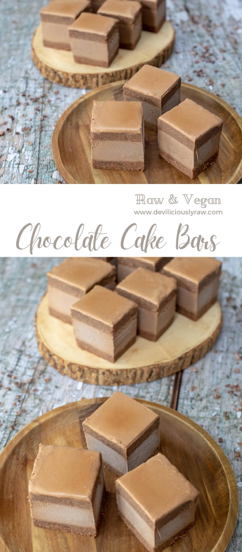 Chocolate Cake Bars